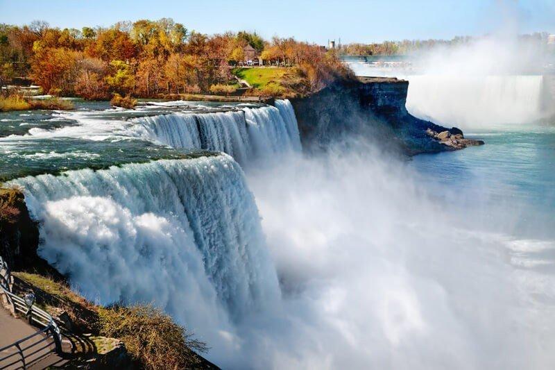 美國-尼加拉瀑布
