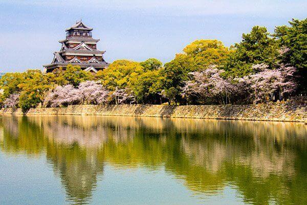 鳥根松江城