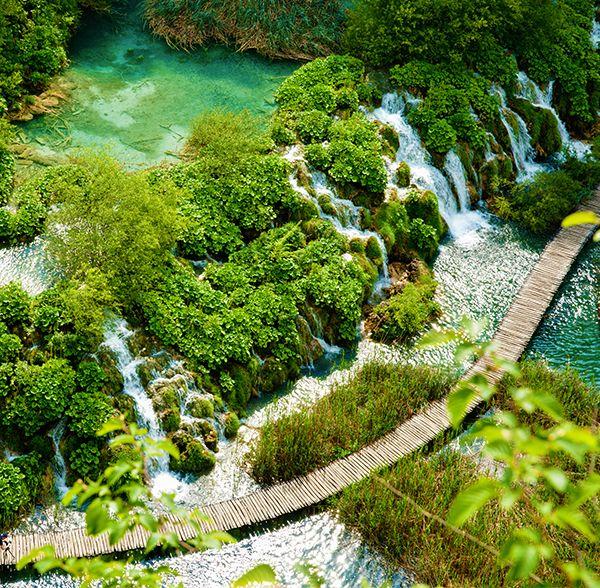 克羅埃西亞十六湖