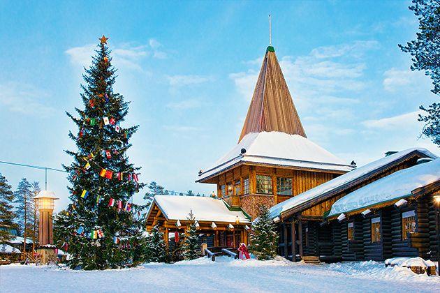 耶誕老人村