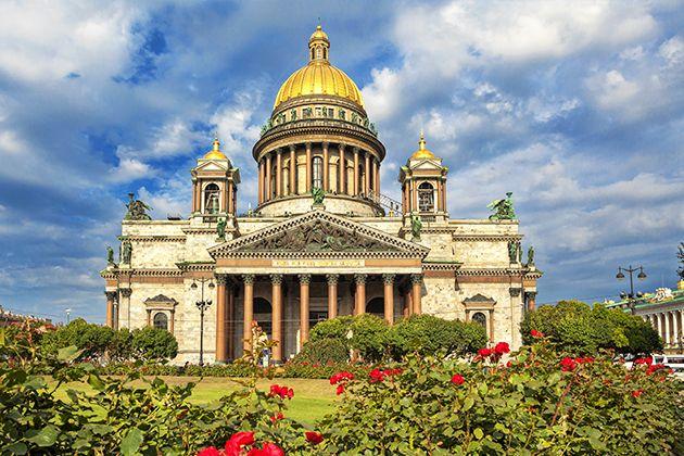 聖以薩克大教堂