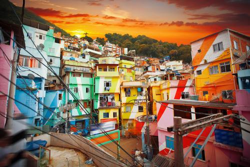 里約熱內盧-熱情南美洲