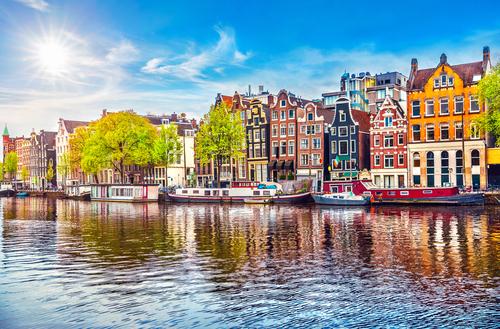阿姆斯特丹-慢活步調