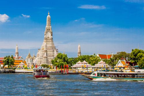 曼谷-熱情東南亞