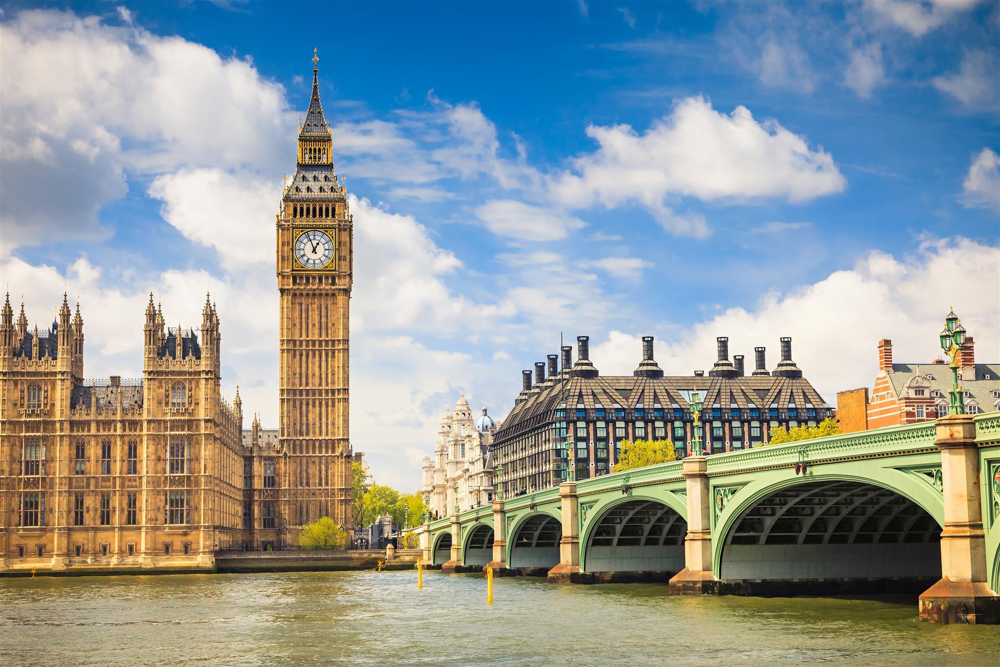 倫敦- 日不落優雅