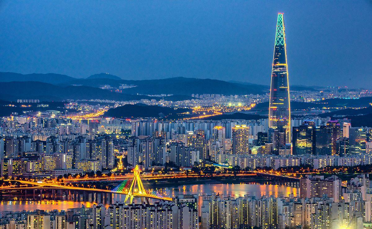 首爾-城市星光
