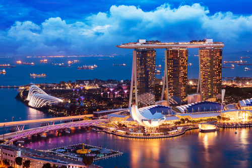 新加坡-城市花園