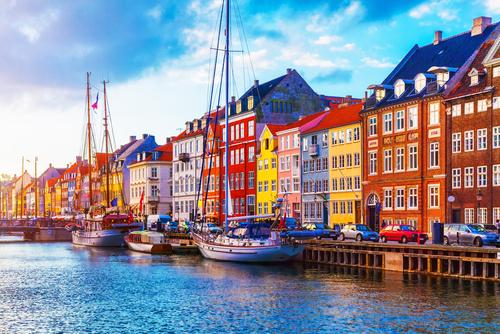 哥本哈根-童話小鎮
