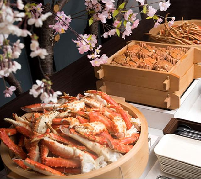 札幌Premium Live Kitchen The Sakura Buffet
