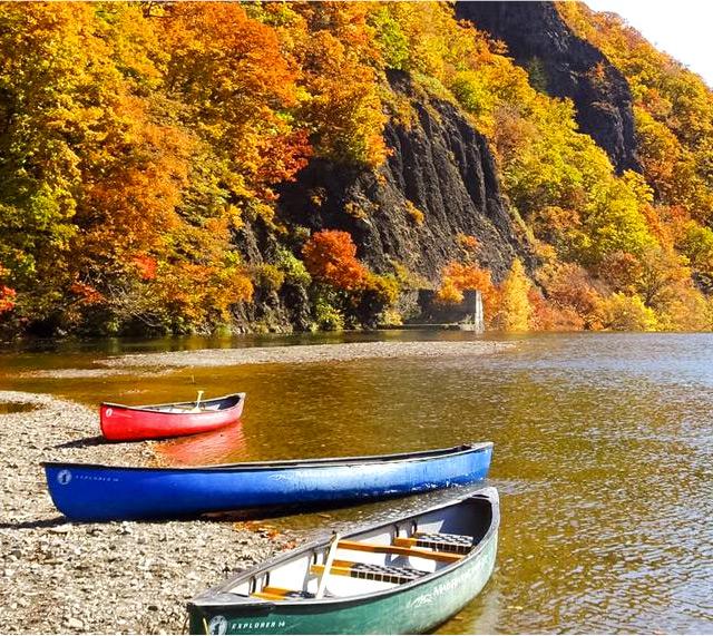札幌定山溪獨木舟