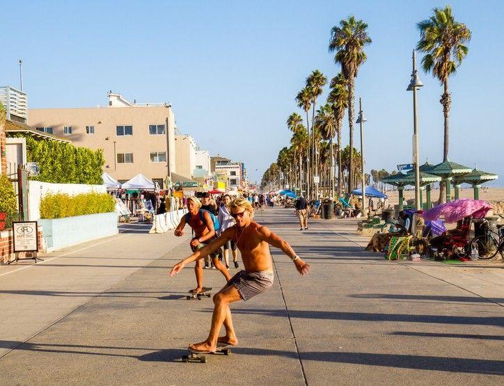 洛杉磯-連假首選