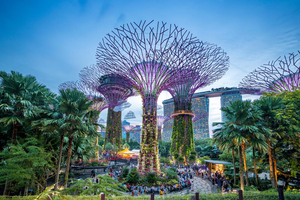 新加坡-最美天際線