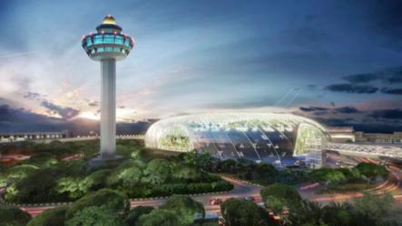 玩咖專欄_【新加坡景點】「星耀樟宜」5大看點 :最高室內瀑布、寶可夢專賣店