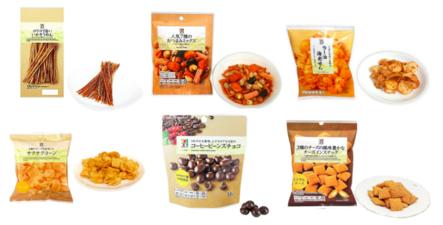 玩咖專欄_【 日本超商必買 】螺旋脆條、Brownie!7-11便利超商品牌10大零食推薦