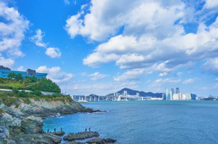 玩咖專欄_韓國釜山旅遊|大啖海鮮+賞繡球花!在地人推薦的釜山景點美食新玩法