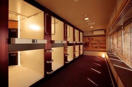 【日本膠囊旅館】女性限定三大夢幻主題膠囊旅館推薦
