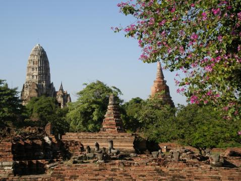 泰國潑水節|2019潑水節日期、習俗、行程與活動禁忌總整理