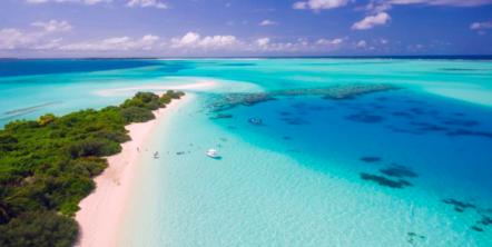 【海島旅遊勝地】連名人也嚮往的度假首選!離天堂最近的五大海島勝地