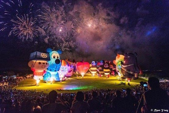玩咖專欄_2020 台東熱氣球嘉年華 全攻略!熱氣球費用、光雕音樂會、交通資訊、注意事項懶人包(持續更新)