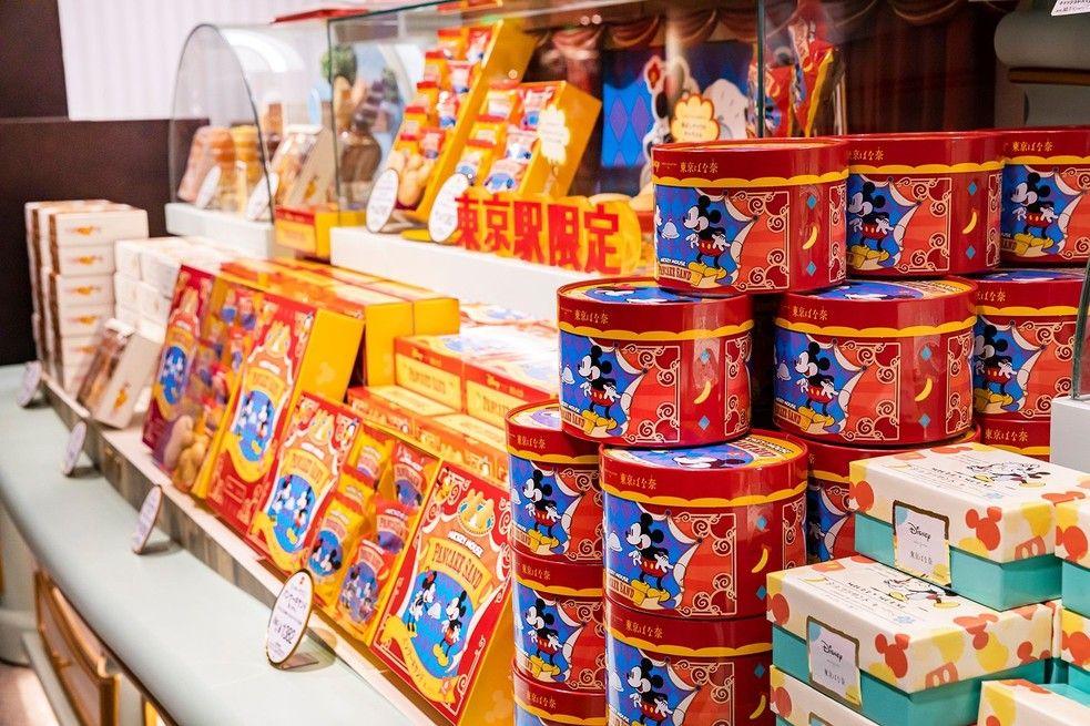玩咖專欄_東京必買|2020年東京8大伴手禮:東京BANANA迪士尼聯名限定款必買!