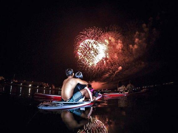 玩咖專欄_夏天夜間活動體驗:夜划 SUP、夜釣!感受沁涼夏日活動